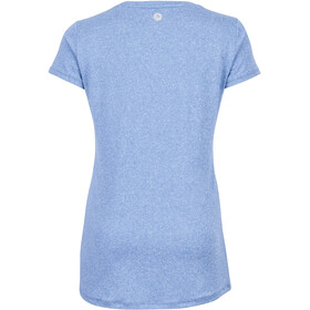 Marmot All Around T-shirt Femme, classic blue